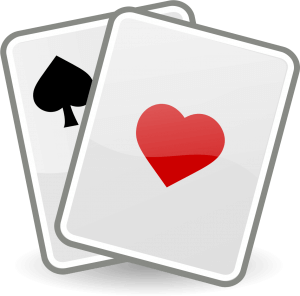Baccarat kort