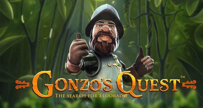 Gonzo's Quest spilleautomat